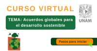 Medio ambiente y desarrollo sustentable curso UNAM
