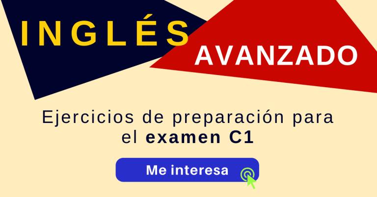 curso ingles c1