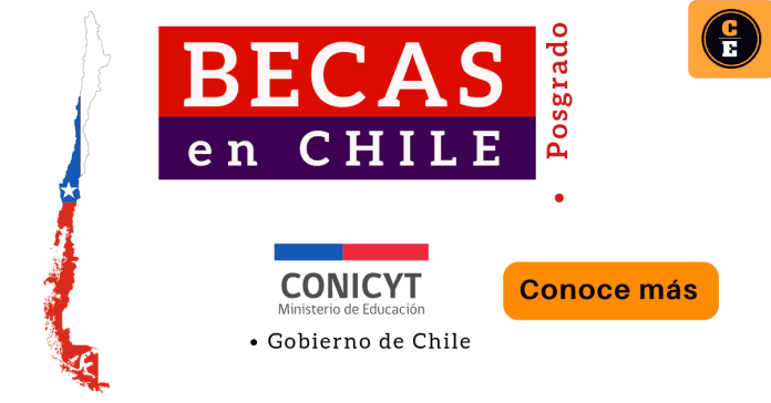 Becas Chile Conicyt