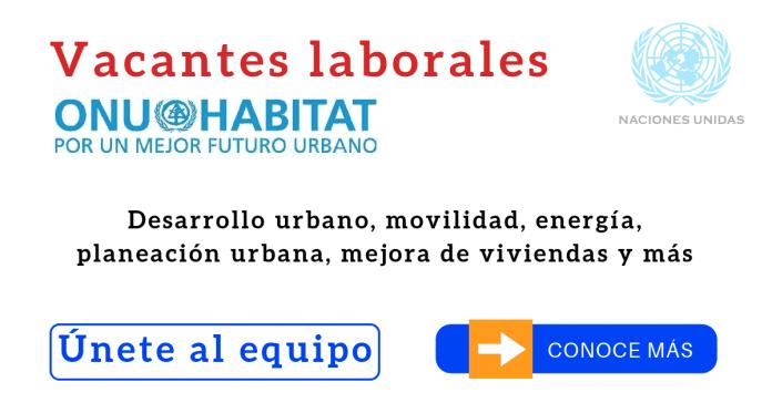 ONU Habitat empleo