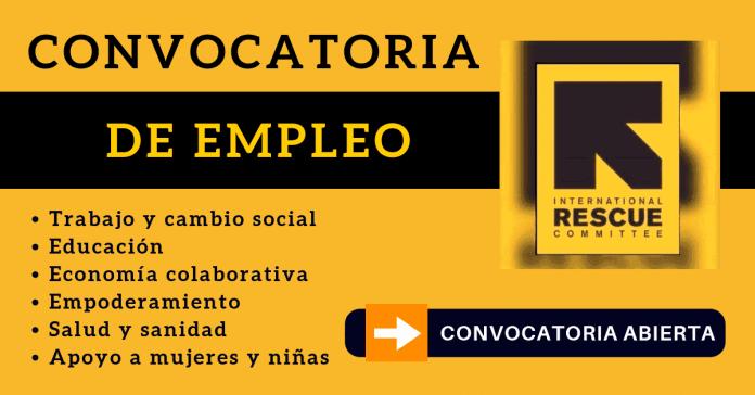 IRC empleo