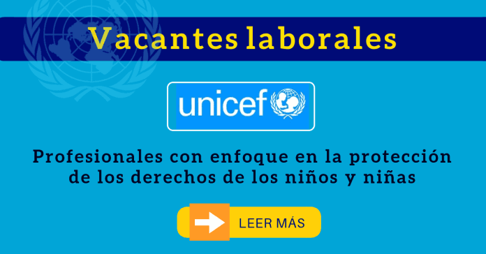 logo UNICEF logo empleo