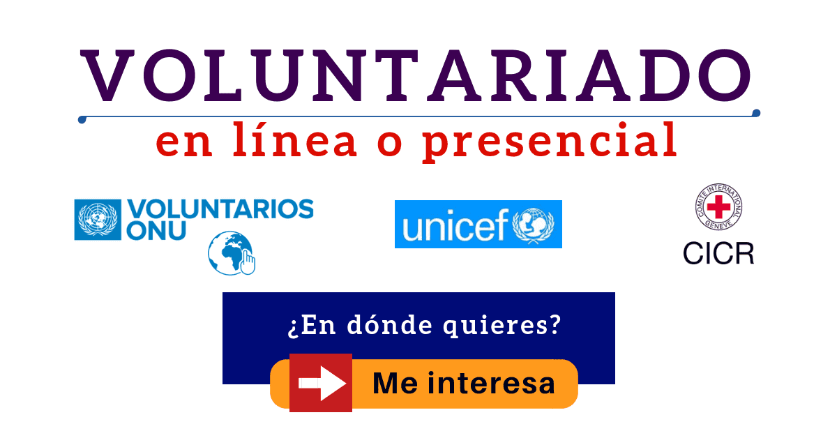 voluntariado internacional ongs responsables