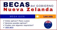 Becas posgrado en Nueva Zelanda completas