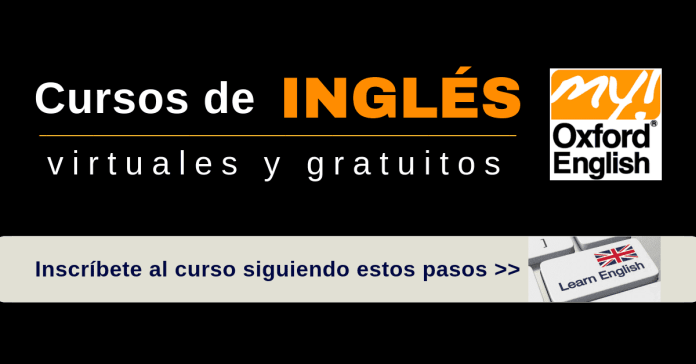 My Oxford English curso de ingles online