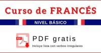 Curso francés online gratis PDF