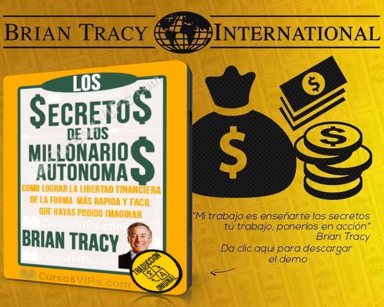 cursos de brian tracy, brian tracy subtitulado, mundo de millonarios, educacion de millonarios, universidad de millonarios, secretos de millonarios, habitos de ricos, habitos de millonarios, estilo de vida millonarios,