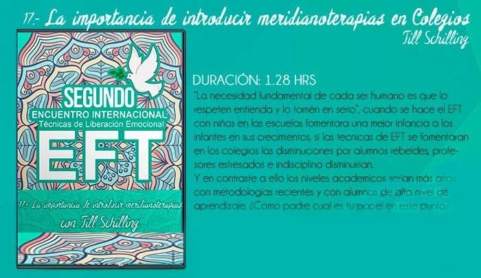 tapping receta basica, eft en español, tecnicas de liberacion emocional y hoponopono,