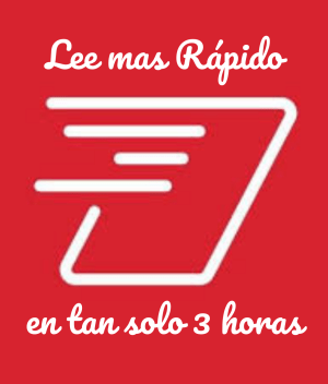 lee mas rapido en tan solo 3 horas