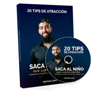20 tips de atracción