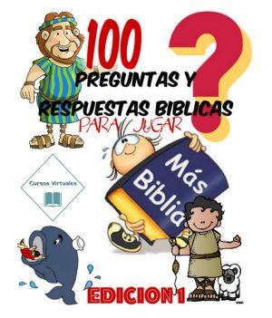 100 preguntas y respuestas bíblicas para jugar