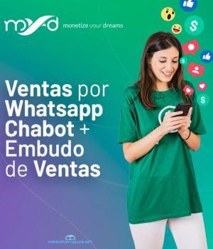 Ventas por Whatsapp y Chatbot
