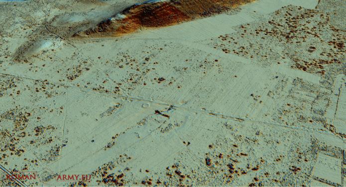 Aprende a tratar los datos LiDAR para obtener los mejores resultados e identificar sitios arqueológicos o históricos ocultos bajo la maleza.