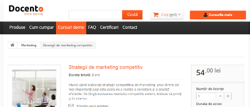 Strategii de marketing competitiv