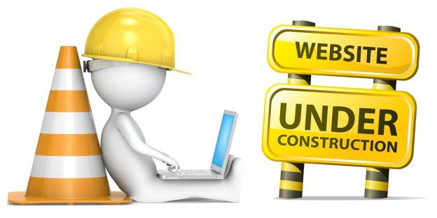 website is in under construction