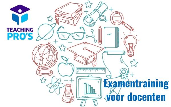 Examentraining voor docenten