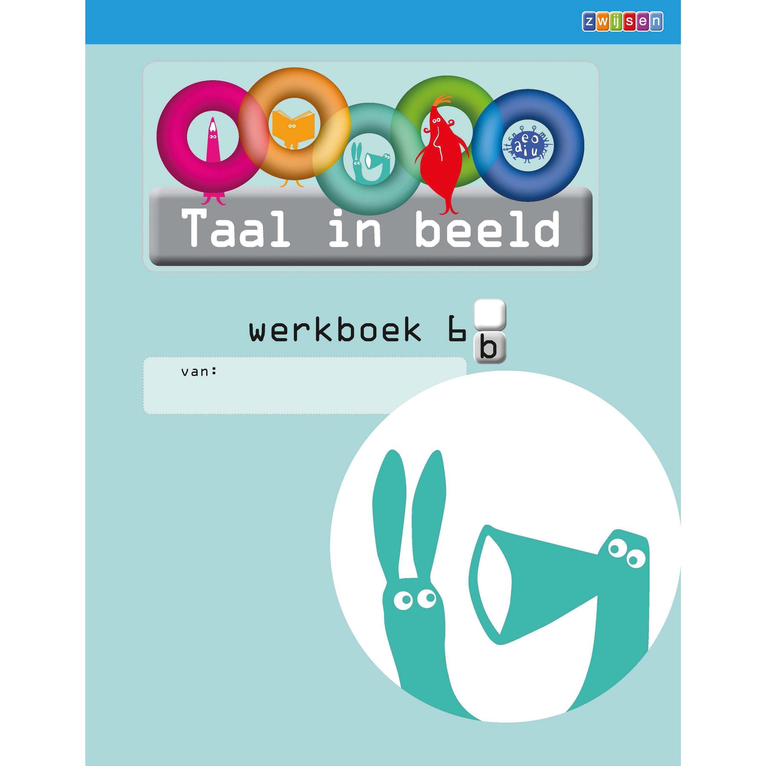 Taalwerkboek 6B, Taal in beeld