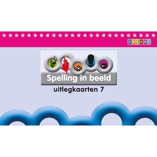 Uitlegkaarten spelling 7, Taal in beeld
