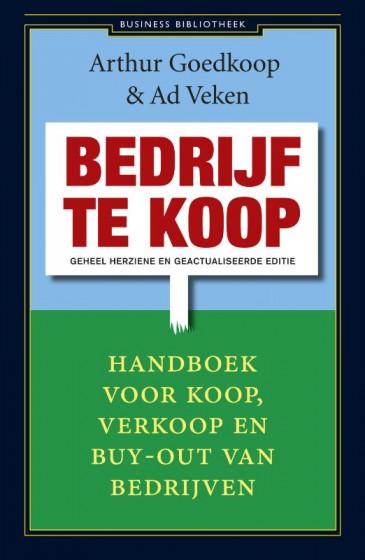 Arthur Goedkoop & Ad Veken Business bibliotheek Bedrijf te koop
