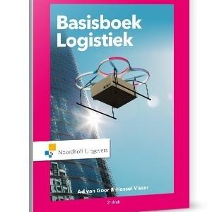 Basisboek Logistiek - Ad van Goor, Hessel Visser - Paperback (9789001877521)
