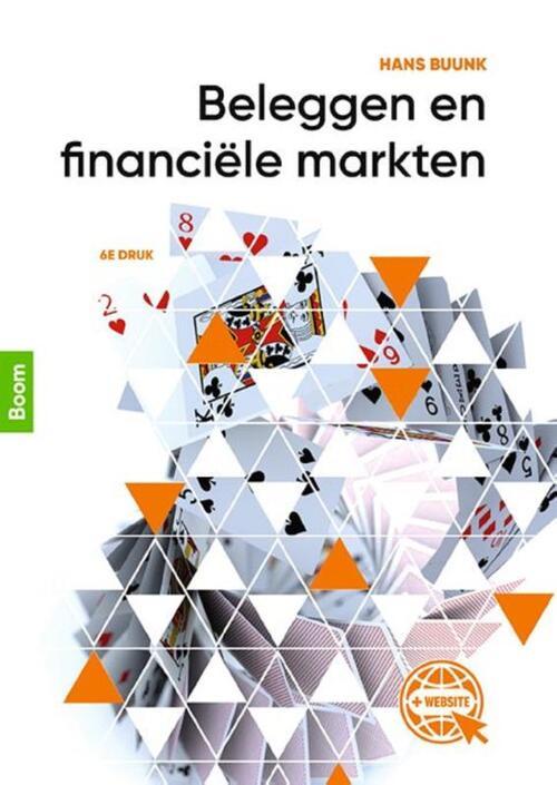 Beleggen en financiële markten - Hans Buunk - Paperback (9789024408290)