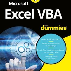 Microsoft Excel VBA voor Dummies