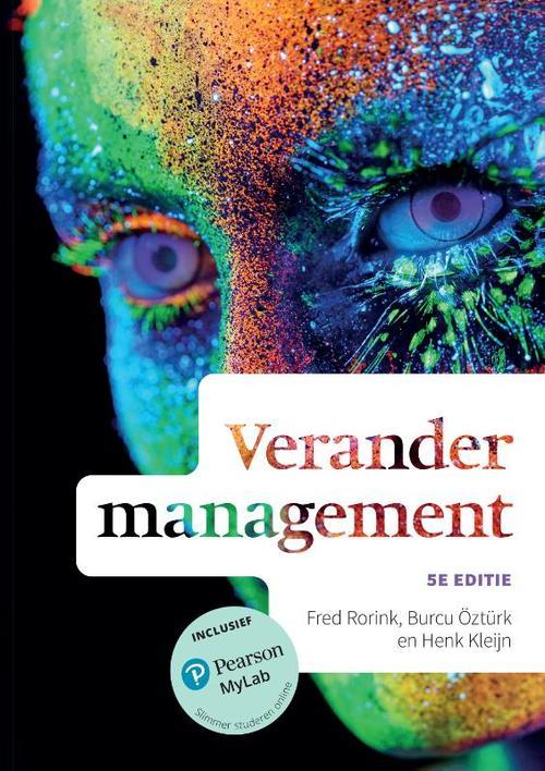 Verandermanagement - Burcu Öztürk, Fred Rorink, Henk Kleijn - Paperback (9789043036788)
