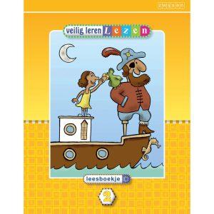 Leesboek zon kern 2, Veilig leren lezen