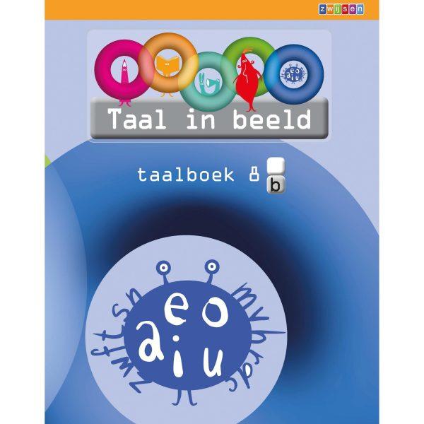 Taalboek 8B, Taal in beeld