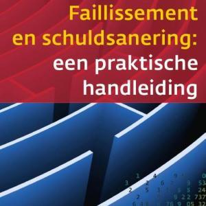 Faillissement en schuldsanering - Robert Jan Blom - Paperback (9789462760011)