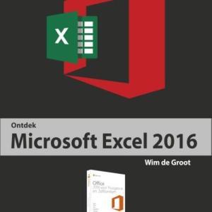 Ontdek Microsoft Excel - Wim de Groot - Paperback (9789059408814)