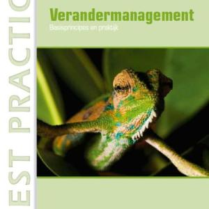 Verandermanagement in organisaties - Tanja van den Akker - Paperback (9789087536893)