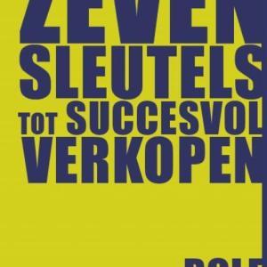 De zeven sleutels tot succesvol verkopen - R. Bax - Paperback (9789052617879)