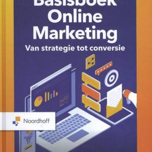 Basisboek Online Marketing - Berend Sikkenga, Marjolein Visser - Hardcover (9789001752200)
