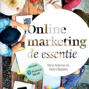 Online marketing - Geert Buskes, Nino Adamo - Paperback (9789043035101)