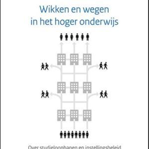 Wikken en wegen in het hoger onderwijs - Lex Herweijer, Monique Turkenburg - Paperback (9789037708066)