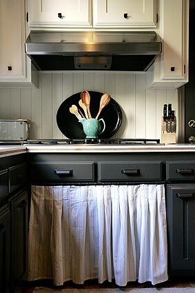 Curtain For Lower Kitchen Cabinets, Ideas **2021 Curtain