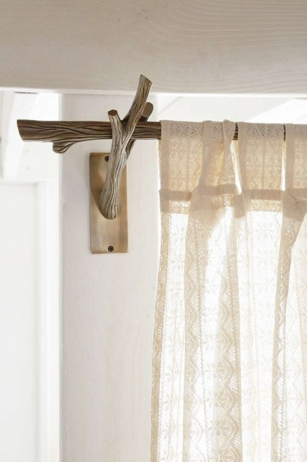 How To Measure A Rustic Curtain Pipe? With Sunshade, Wooden **2021 Rod Curtain