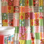 colorful-fabric-shower-curtain