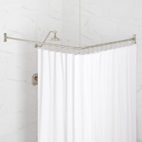Hotel Shower Curtain Rod Find Out Why You Need One Shower Curtain