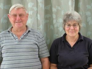 Robert & Margaret