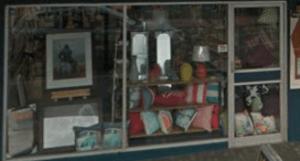 Ross & Sandy's Store.