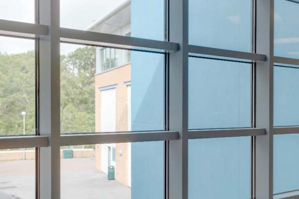 affordable aluminium curtain wall frame