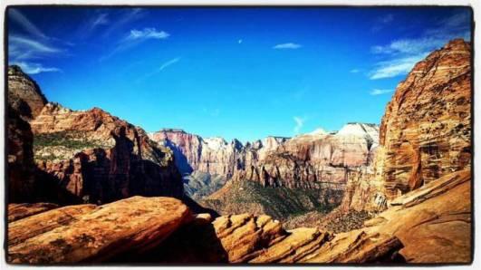 Mount Zion Canyon