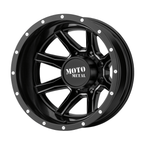 MO995 Satin Black Milled