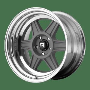 MR224 Mag Gray Polished Barrel