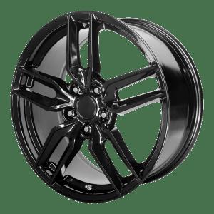 PR160 Gloss Black