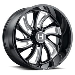 H118 Demon 8 Blade Cut