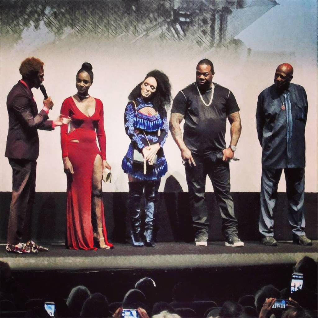 #TIFF16 once again takes the lead in promoting #Diversity through telling the #stories of the #world. #NickCannon has written, directed and starred in #KingOfTheDancehall about an #American young man who goes to #Jamaica and becomes immersed in the richness of its #culture. The film stars Cannon, newcomer, #KimberlyPatterson, #Toronto's own, #KreeshaTurner (@KreeshaTurner), #BustaRhymes (who is the best component of this ensemble), and the great #LouGossettJr. #Film #Festival #Movies #Dancehall #International