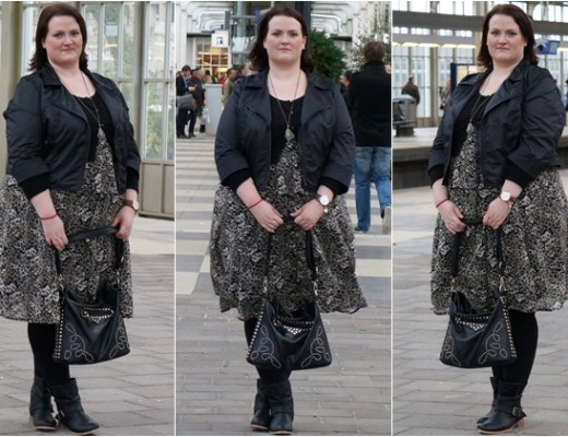 0061 - Plussize Outfit   Mix it up!